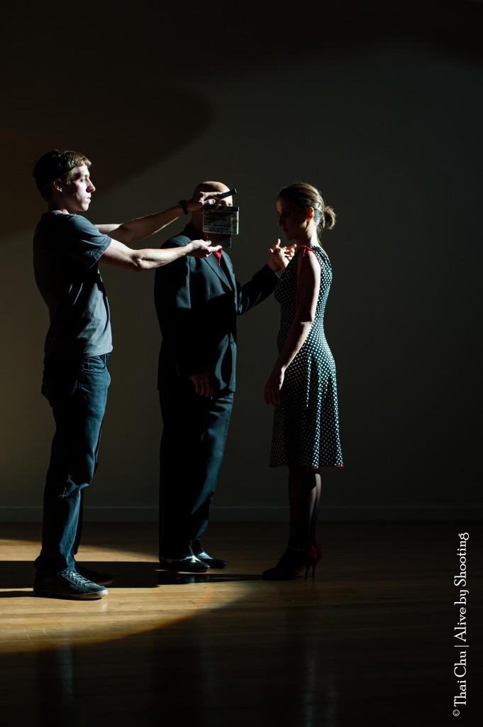 In Wino Veritas - tango by Thai Chu
