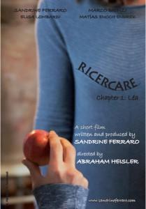 Ricercare flyer by Sandrine Ferraro
