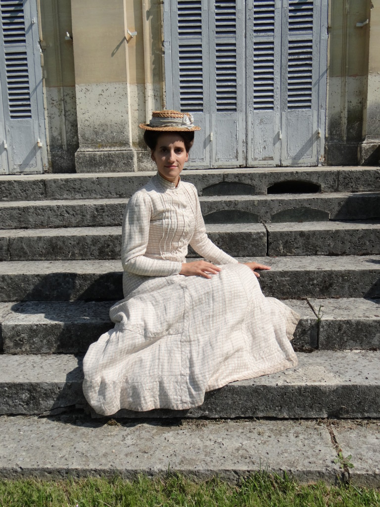 Sandrine Ferraro 1900