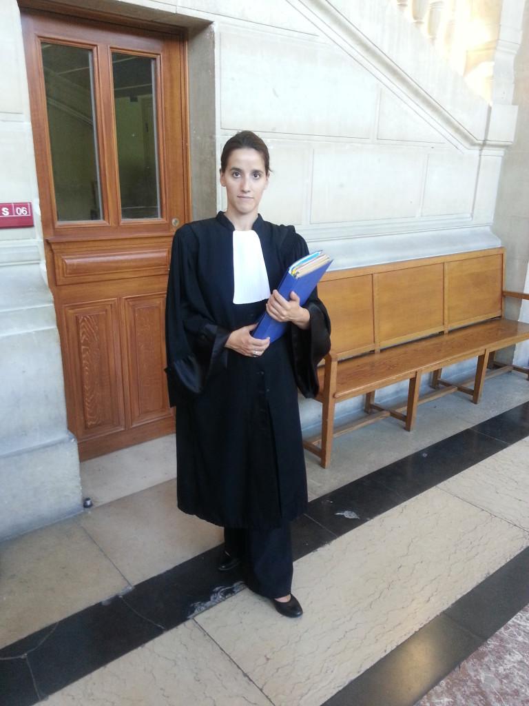 Sandrine Ferraro - lawyer - Vaugand